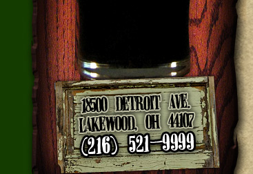 18500 Detroit Avenue, Lakewood, OH 44107 (216) 521-9999